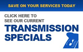 Transmission Specials in Wichita Falls, TX