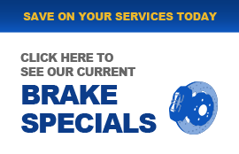 Brake Specials in Wichita Falls, TX